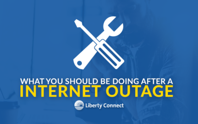 Here's What You Should Be Doing After An Internet Outage